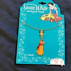 Disney Snow White Snowwhite Necklace